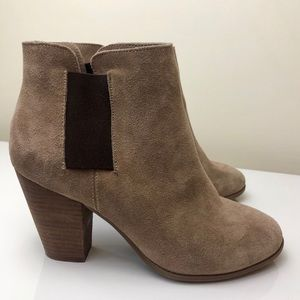 Sole Society Ankle Boot Size 7